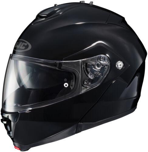 HJC IS-MAX 2 Solid Modular Helmet Black