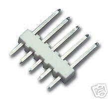 x2 2203-2101 2203-2101 Molex en-tête square pin type