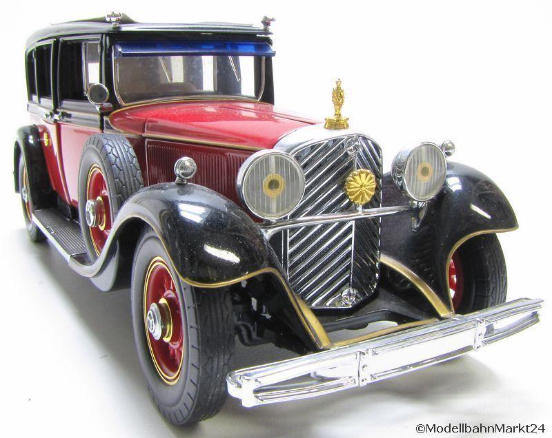 FRANKLIN MINT 1935 Mercedes-Benz 770 K Grosser Maßstab 1 24
