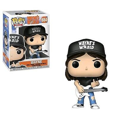 Wayne Pop Vinyl Pop Vinyl--Wayne/'s World