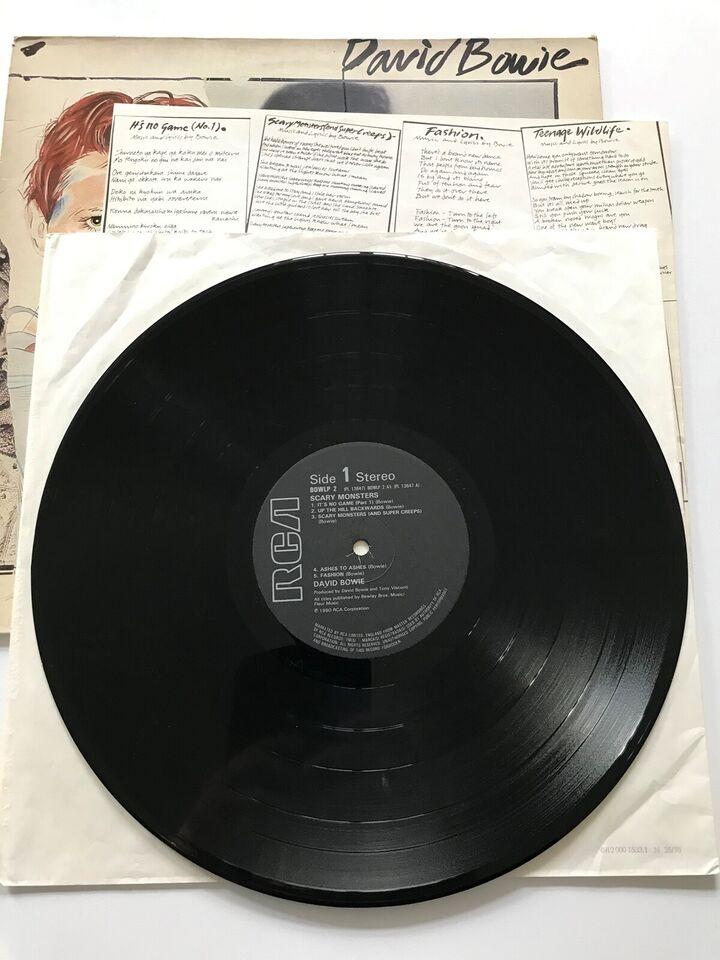 LP, David Bowie
