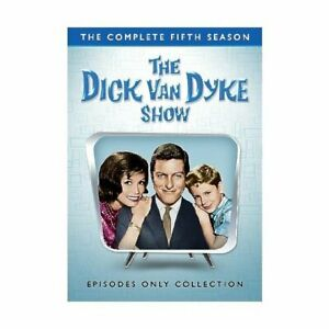 Dick-Van-Dyke-Show-Complete-Fifth-Season-Episodes-Only-The-New-DVDs