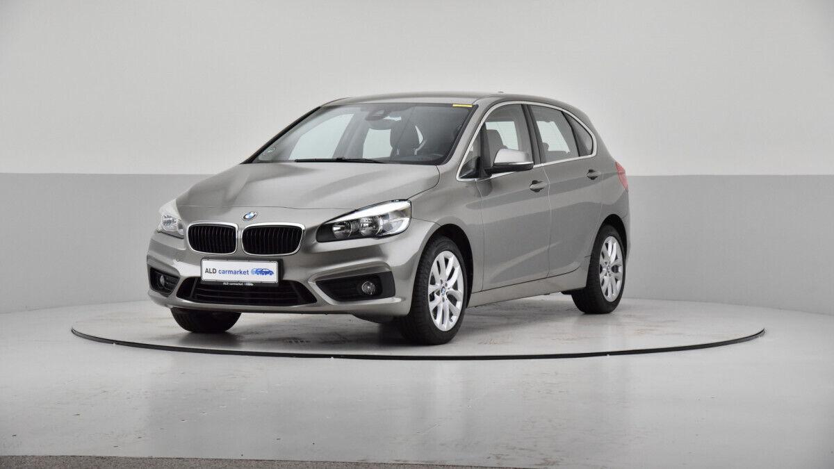 BMW 218d 2,0 Active Tourer Advantage 5d - 197.900 kr.