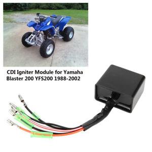 CDI-para-Yamaha-Blaster-YFS200-1988-2002-Bobina-de-Encendido-Control-Caja-Modulo
