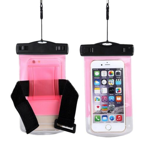 Outdoor Travel Waterproof Bag Beach Cell Phone Underwater Swimming Storage Pouch
