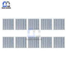 25mm x 8mm x 4mm Aluminum Heatsinks  for IC Chip MOS Memory