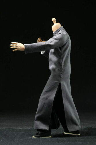 XB126-01 1//6 Scale HOT Ip Man Kung Fu Full Suit Set TOYS