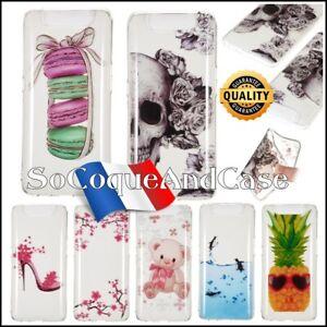 Etui-housse-coque-Transparente-TPU-Silicone-Case-Cover-Samsung-Galaxy-A80-A90