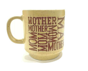 Vintage-Mother-s-Cup-Mug-Stoneware-Japan