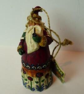 Jim-Shore-Heartwood-Creek-Santa-Claus-2002-Ornament