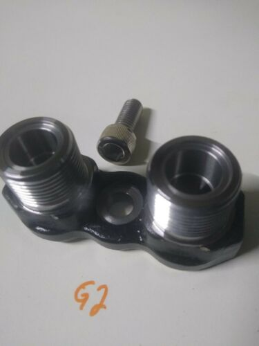 FOUR SEASONS 12209 A//C COMPRESSOR FITTING ADAPTER