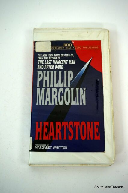 Heartstone by Phillip Margolin Cassette Audio Book ISBN 0553474081