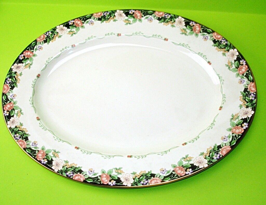 Lenox Lenox Lenox Prairie Blossoms 1 Platte 40,5 cm   Schön und charmant  b19bb5