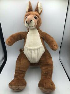 Build-A-Bear-BAB-Kangaroo-Zoo-Exclusive-Australia-Plush-Soft-Stuffed-Toy-Animal