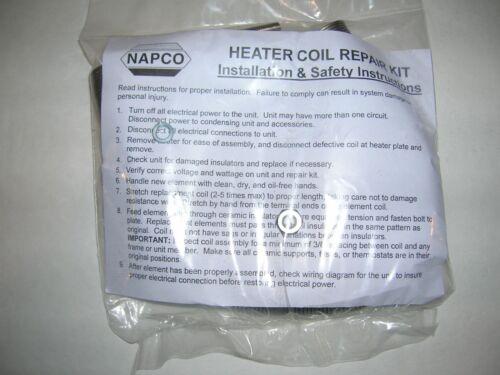 "Furnace Heating Element Restring Kit-1//2/""-240V-5000W-Universal-24500 500-USA"