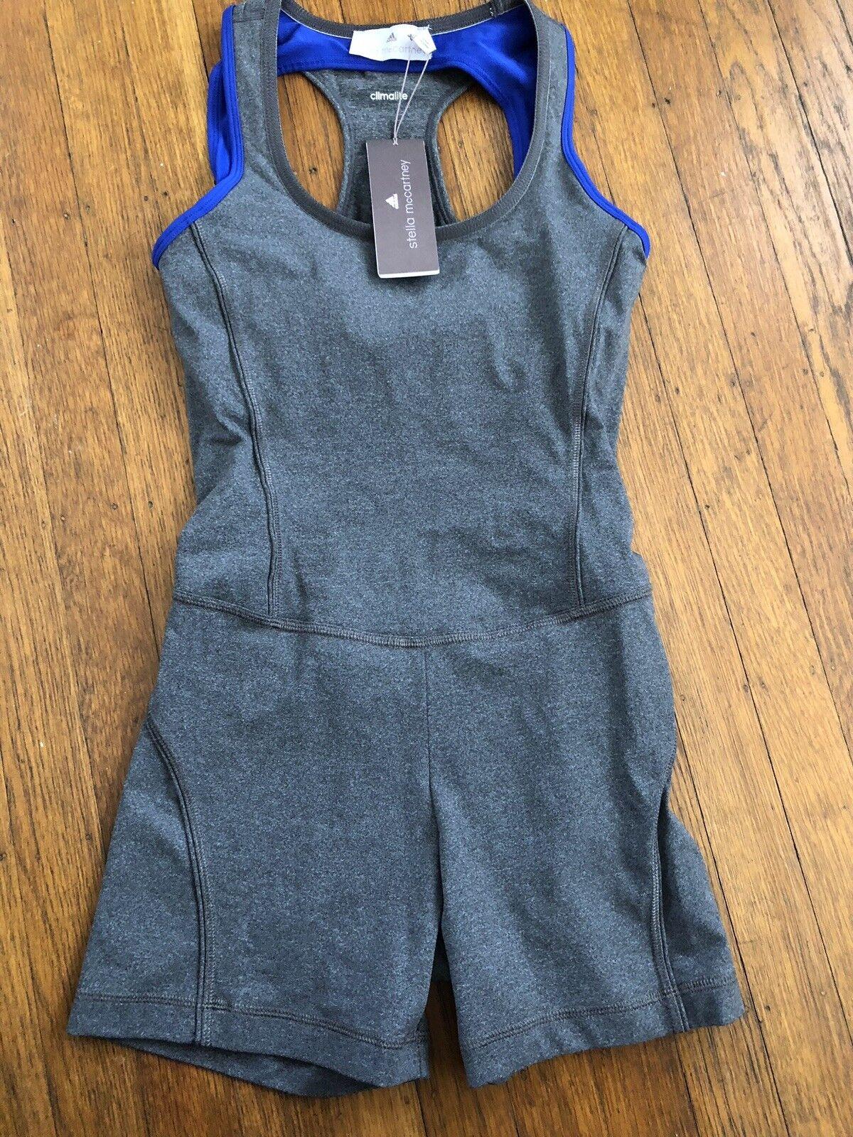 Adidas Stella Mcbiltney kort Fitness Suit S