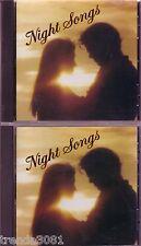 NIGHT SONGS Heartland 2CD Classic 70s LEO SAYER AMERICA BREAD NILSSON EXILE