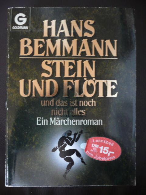 Hans Bemmann   ''Stein Und Flöte''
