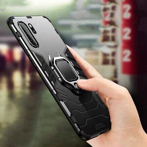Para-Samsung-Galaxy-Note-10-10-Plus-Carcasa-Cubierta-Soporte-Anillo-magnetico-a-prueba-de-choques