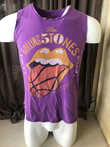 Rolling Stones Fifty Years Los Angeles 50 Sleevele