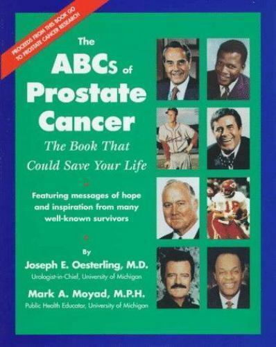 The ABCs of Prostate Cancer : The Book That Could Save Your Life