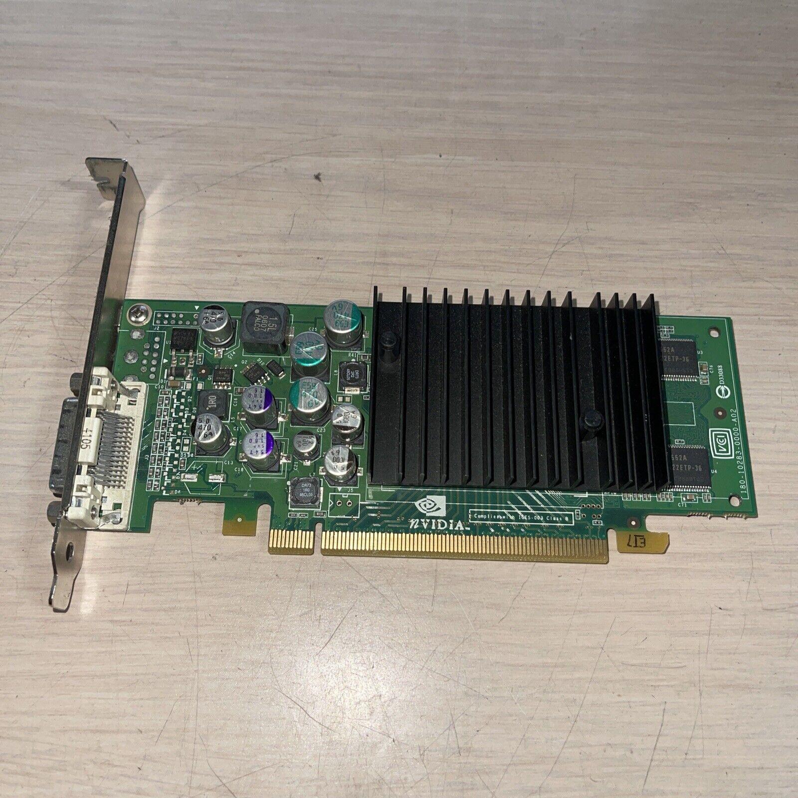Lot of 7 HP Quadro NVS 285 128MB DMS-59 Video Graphics Card 398685-001 396683-00