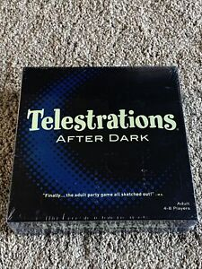 Telestrations: 4-8 Player - After Dark Board Game Brand Nee USAopoly