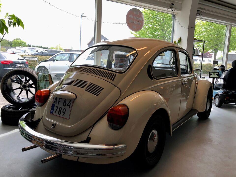VW 1303 1,3 Benzin modelår 1972 km 69000