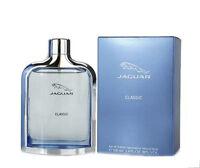 Jaguar Classic Blue For Men By Jaguar Eau De Toilette Spray 3.4 Oz In Box