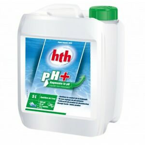 Correcteur de pH hth® pH PLUS liquide