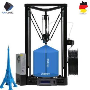 Anycubic-3D-Drucker-Delta-Kossel-Plus-Linear-Auto-Nivellierung-230x230x300mm-DE