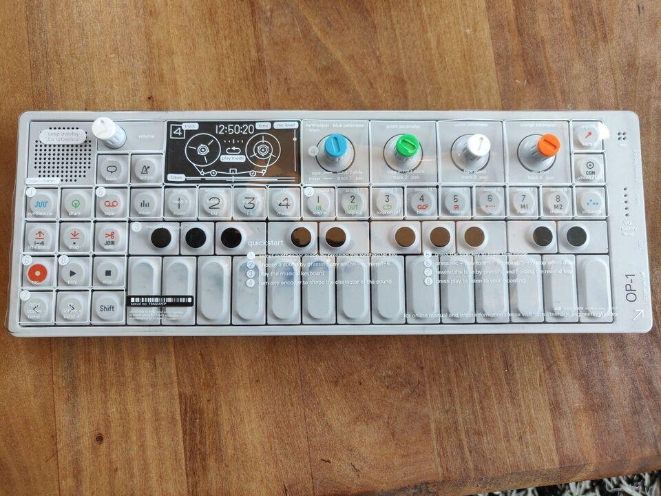 Synthesizer, Teenage Engineering OP-1