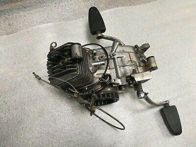 Zündapp Ansaugdichtung Automatik Motor  TYP 444 Dichtung 249-04.100