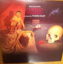 NEW CD Soundtrack Album Thomas Dolby - Gothic (Mini LP Style Card Case)