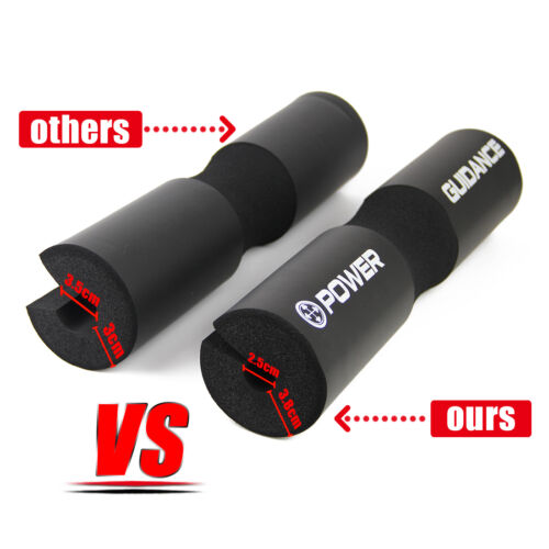 POWER GUIDANCE Olympic Barbell Squat Pad Neck Shoulder Protective Weight lifting