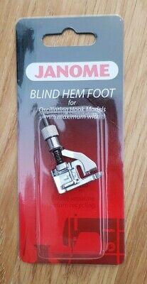 Janome Rolled Hem Foot Oscillating Hook Models 5mm