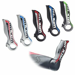 2x BMX MTB Bike Mountain Bicycle Handle Handlebar Aluminum Bar End Grips 22.2MM
