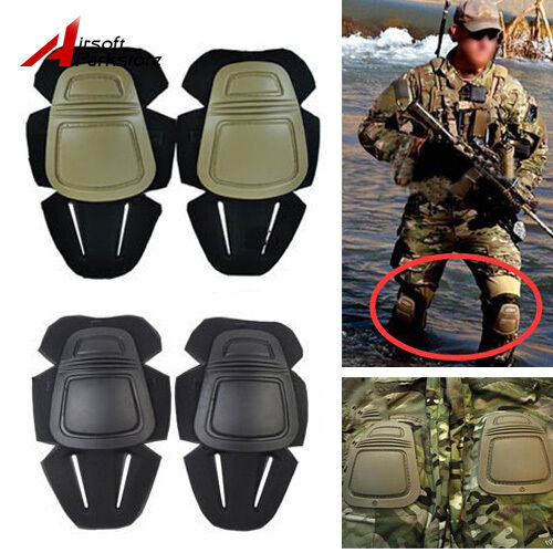 Emerson G3 Protective Knee Pads Tactical Military Airsoft Gear for Pants Trouser
