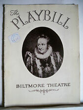 WHAT A LIFE Playbill BUTTERFLY McQUEEN Autographed NYC 1938