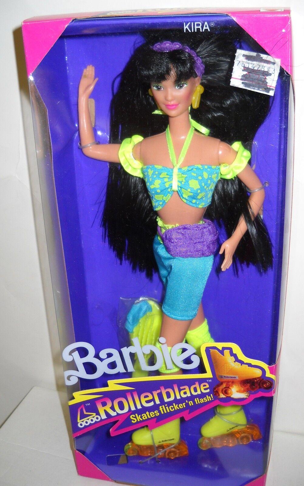 Nrfb Vintage Mattel Rollerblade Kira (Barbie)