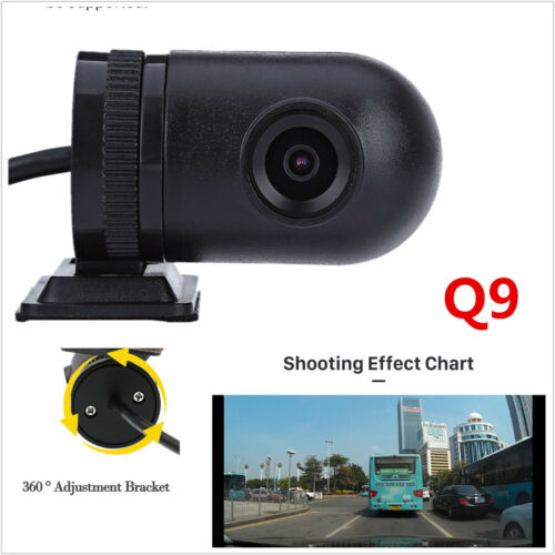 720P 140° HD USB Car Front Camera Video Recorder DVR for Android 4.2 //4.4 //5.1