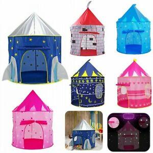 Pop up Children Kids Play Tent Fairy
