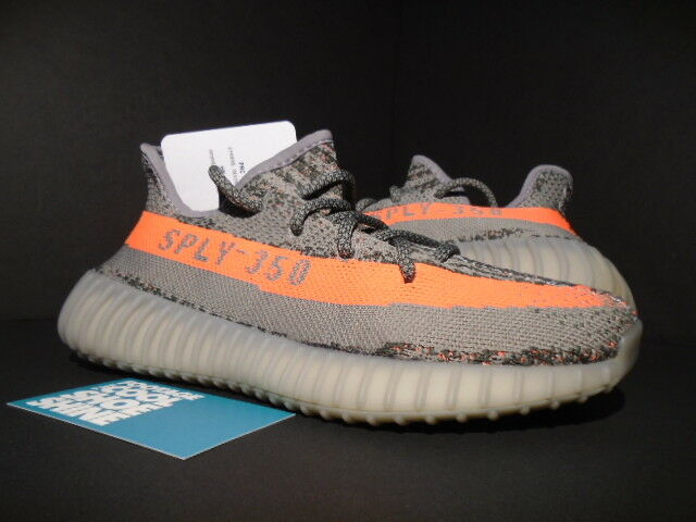 80338d6f34e adidas Yeezy Boost 350 V2 Beluga Solar Red Bb1826 Kanye West Size 4 for  sale online