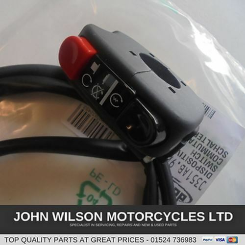 KTM 690 Duke Engine Stop Start Starter Kill Switch Switchgear