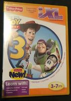 Fisher Price Ixl Toy Story 3 Game Cartridge