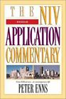 The NIV Application Commentary: NIV Application Commentary Exodus by Peter Enns (2000, Hardcover)