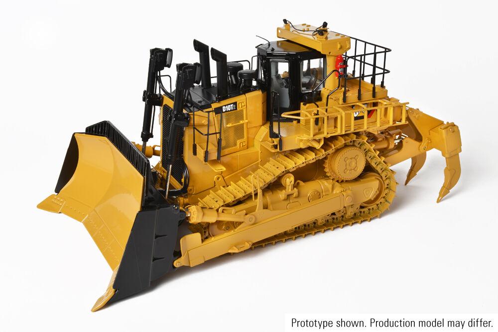 Caterpillar D10T2 Excavadora con Ripper por modelos Clásico Const.