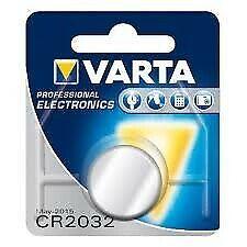 Artikelbild Varta Knopfzelle CR2032 1xBlister
