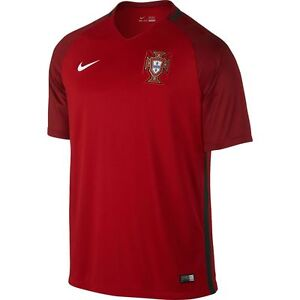 image is loading nike portugal euro 2016 home soccer jersey brand