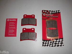 Brembo Bremsbeläge Bremsklötze Bremsbacken Bremse vorne + hinten Aprilia RS 125